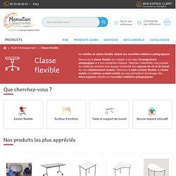 Manutan - Classe flexible - Eveil et Enseignement