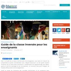 Guide de la classe inversée pour les enseignants