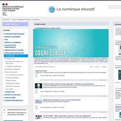 Cogni'Classe - Le numérique éducatif