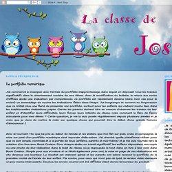 La classe de Josée