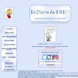 * La Classe de LiLLi' - Ressources pédagogiques *