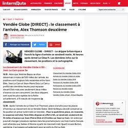 Vendée Globe[DIRECT]: le classement à l'arrivée, Alex Thomson deuxième