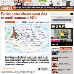 Paris: notre classement des arrondissements (4/4)