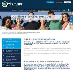 La mesure et le classement des performances - @Vitam.org Fondation d'Utilité Publique