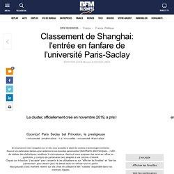 Shanghai: l'entrée en fanfare de l'université Paris-Saclay