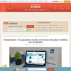 Classement : les grandes écoles et les facs les plus visibles sur LinkedIn