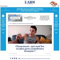 Classement des plus gros youtubeurs français : les meilleurs vidéastes