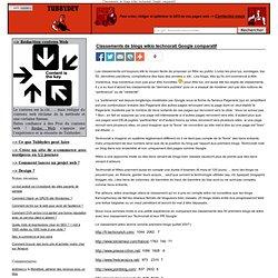 Classements de blogs wikio technorati Google comparatif