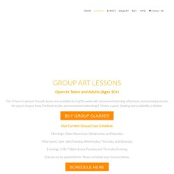 Private Art Classes in Beverly Hills