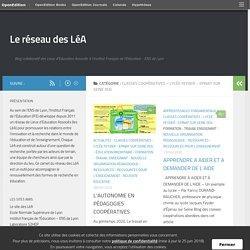Classes coopératives – Lycée Feyder – Epinay sur Seine (93)