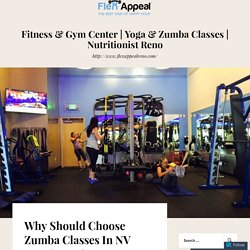 Why Should Choose Zumba Classes In NV For Fitness? – Fitness & Gym Center