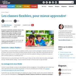 Les classes flexibles, pour mieux apprendre!