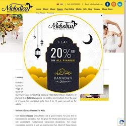 Dance Classes at Melodica I Dubai & Abu Dhabi I 10 Prime Locations