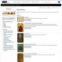 Classic Books - Read.gov