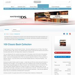 100 Classic Book Collection - Nintendo - Games