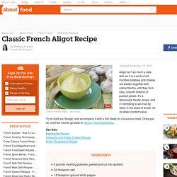 Classic French Aligot Recipe