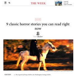 9 classic horror stories you can read right now