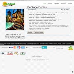 Classic hotel deal-waytohotel.com