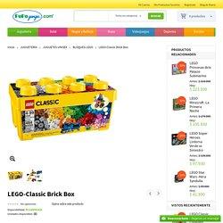 LEGO-Classic Brick Box - BLOQUES LEGO - JUGUETES UNISEX - JUGUETERÍA en Pepe Ganga