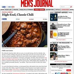 Classic Chili con Carne recipe