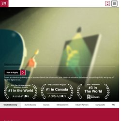 Vancouver Film School: Production, Animation, Game Design, Acting and more