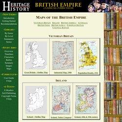 British Empire Classical Curriculum — Heritage History — Revision 2