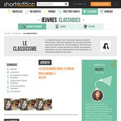 Le classicisme, les plus grandes œuvres et auteurs