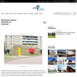 Maison du Bresil / Le Corbusier
