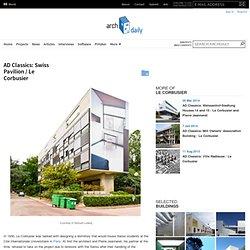 Swiss Pavilion / Le Corbusier