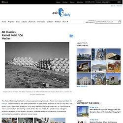 AD Classics: Ramot Polin / Zvi Hecker