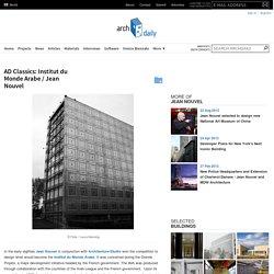 AD Classics: Institut du Monde Arabe / Jean Nouvel
