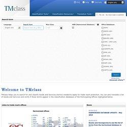 Classification Assistance - TMclass
