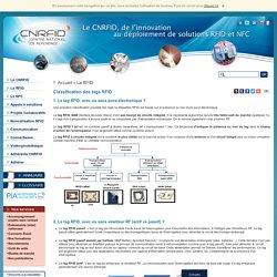 Classification des tags RFID