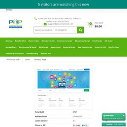 classified ads script php