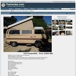 1979 Campmobile