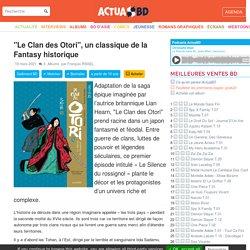 """Le Clan des Otori"", un classique de la Fantasy historique"
