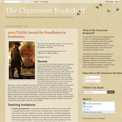 The Classroom Bookshelf: February 2012