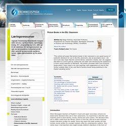 Picture books in the ESL classroom - Fremmedspråksenteret - Høgskolen i Østfold