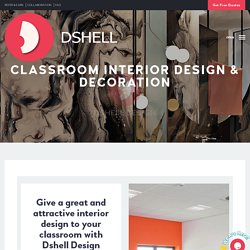 Best Classroom Interior Design & Decoration Services in Delhi NCR