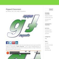 Flipped Classroom - Grado Medio Sistemas Microinformaticos y Redes