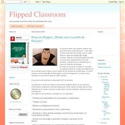 Proyecto Flipped: ¿Dónde está el castillo de Drácula? Por Maite Elejalde.