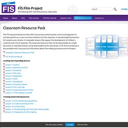 Classroom Resource Pack