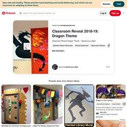 Classroom Reveal 2018-19: Dragon Theme
