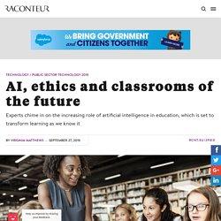 Future classroom: will AI transform education?