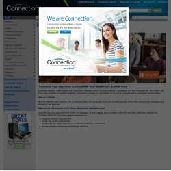 Classroom WebCast Series - Connection
