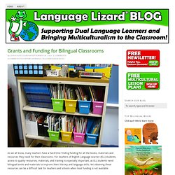 English Language Learners / Dual Language Learners / Multicultural Education Support - Language Lizard Blog