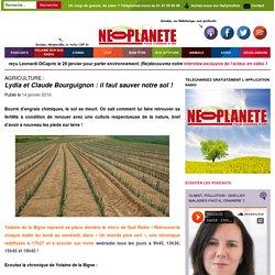 Lydia et Claude Bourguignon: il faut sauver notre sol!