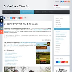 Claude et Lydia Bourguignon - La notion de terroir