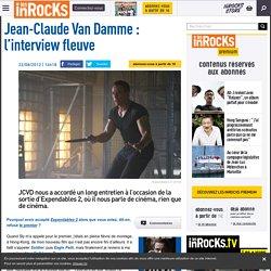 Jean-Claude Van Damme : l'interview fleuve