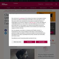 Claude Debussy : 10 (petites) choses que vous ne saviez (peut-être) pas sur l'auteur du Clair de lune